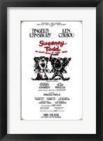 Sweeney Todd (Broadway) Fine Art Print