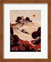 Petit Luberon Fine Art Print