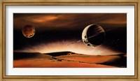 Desert Planet  5 Fine Art Print