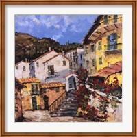 Port To Lucca II Fine Art Print