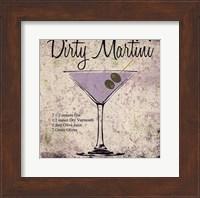 Dirty Martini Fine Art Print