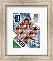 2009 Detroit Tigers Team Composite Fine Art Print