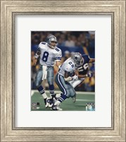 Troy Aikman / Emmitt Smith Fine Art Print