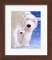 Fluffy Bears I Fine Art Print