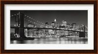 Brooklyn Bridge, 2007 Fine Art Print