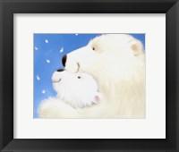 Fluffy Bears III Fine Art Print