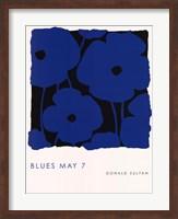 Blues May 7 Fine Art Print