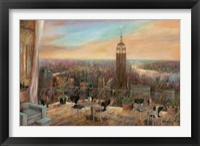 A New York View Fine Art Print