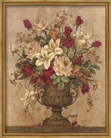 Floral Reflections I Fine Art Print