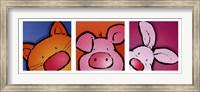 Animal Friends I Fine Art Print