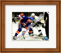 John Tavares & Sidney Crosby 2009-10 Action Fine Art Print