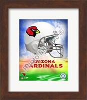 2009 Arizona Cardinals Team Logo Fine Art Print