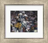 Jay Novacek action Fine Art Print
