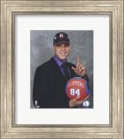 Blake Griffin 2009 NBA Draft #1 Pick Fine Art Print