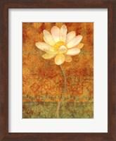 Abstract Lotus II Fine Art Print