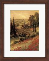 Toscano Valley I Fine Art Print