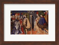 Wedding Ceremony, (The Vatican Collection) Fine Art Print