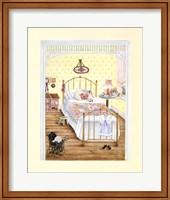 Girl's Bedroom Fine Art Print