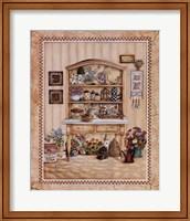 Shaker Flower Box Fine Art Print