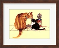 Cat Food Fine Art Print