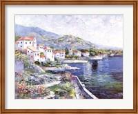 Path Along Water Fine Art Print