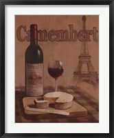 Camembert Fine Art Print