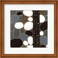 Stones Throw II - mini Fine Art Print