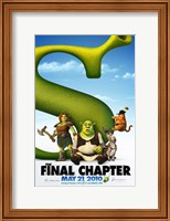 Shrek Forever After - style C Fine Art Print