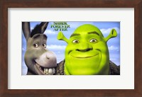 Shrek Forever After - style A Fine Art Print