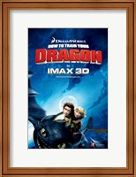 How to Train Your Dragon - style C Fine Art Print