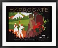 Harrogate Fine Art Print