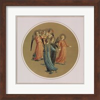 Angels Playing Musical Instruments, Vatican Collection Fine Art Print