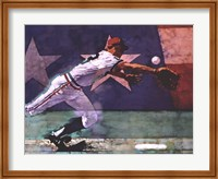 Olympic Baseball Fine Art Print