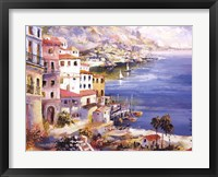 Harbor View Fine Art Print