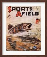 Sports Afield Fine Art Print