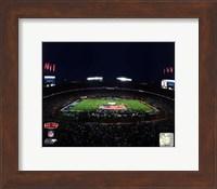 Sun Life Stadium Super Bowl XLIV National Anthem (#13) Fine Art Print