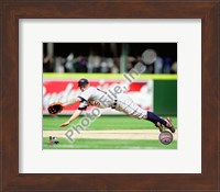 Brandon Inge 2010 Action Fine Art Print