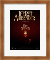 The Last Airbender - style B Fine Art Print