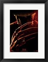 A Nightmare on Elm Street, c.2010 - style A Fine Art Print