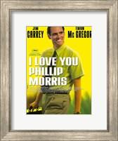 I Love you Phillip Morris - style A Fine Art Print