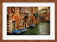 Venetian Canals III Fine Art Print
