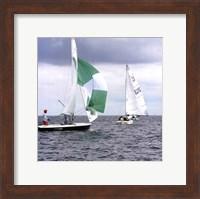 Water Racing II Fine Art Print
