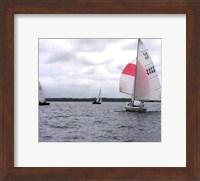 Water Racing IV Fine Art Print