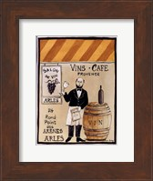 Salon De Vin Fine Art Print