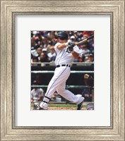 Magglio Ordonez 2010 Action Fine Art Print