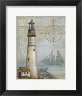 West Coastal Light Fine Art Print