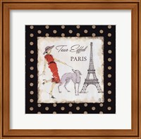 Ladies in Paris II Fine Art Print