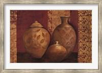 Agean Vessels on Spice Fine Art Print