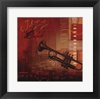 Jazz Club Fine Art Print