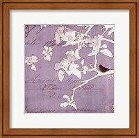 Song Birds VIII - mini Fine Art Print